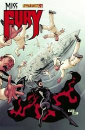 Miss Fury (2013) -9- Miss fury 9