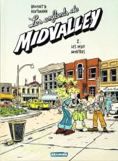 Les enfants de Midvalley -2- Les Deux Montres