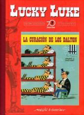 Lucky Luke (Edición Coleccionista 70 Aniversario) -17- La curación de los Dalton
