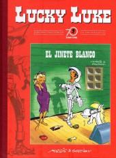 Lucky Luke (Edición Coleccionista 70 Aniversario) -18- El jinete blanco