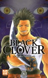 Black Clover -6- Fend-la-mort