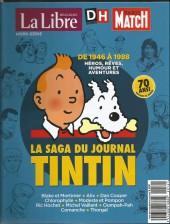 (DOC) Journal Tintin -a'- La saga du journal Tintin