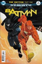Batman (DC Comics - 2016) -21C- The Button, Part One