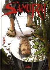 Samurai -11- Le sabre et le lotus