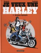 Je veux une Harley -5- Quinquas requinqués