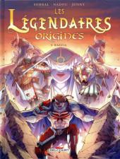Les légendaires - Origines -5- Razzia