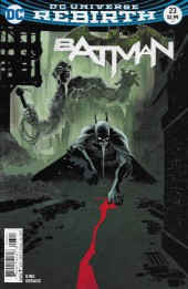 Batman (2016) -23A- The Brave and the Mold