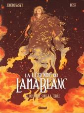 La légende du Lama Blanc -3- Le royaume sous la terre