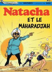Natacha -2b1993- Natacha et le Maharadjah