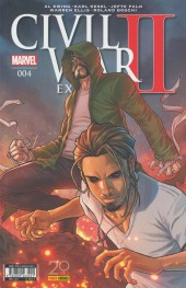 Civil War II Extra -4- Tome 04