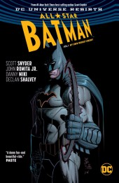 All Star Batman (2016) -INT01- My Own Worst Enemy