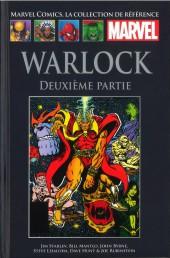 Marvel Comics - La collection (Hachette) -86XXXII- Warlock - Deuxième Partie
