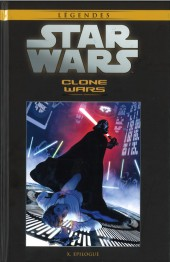 Star Wars - Légendes - La Collection (Hachette) -4135- Clone Wars - X. Epilogue