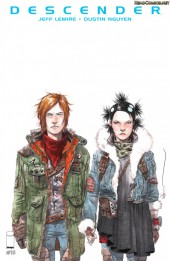 Descender (Image comics - 2015) -15- Singularities: Part 4 of 5