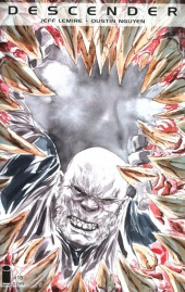 Descender (Image comics - 2015) -18- Orbital Mechanics: Part 2 of 5