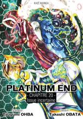 Platinum End -Num20- Issue incertaine