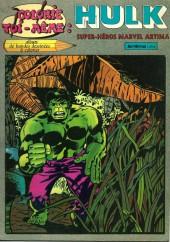 Hulk (3e Série - Arédit - Gamma) -LJ- Colorie toi-même Hulk