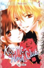 Kiss Me Host Club -1- Tome 1