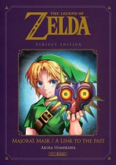 Legend of Zelda (The) -INT3- Majora's Mask / A Link to the Past