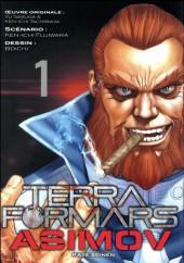 Terra Formars - Asimov