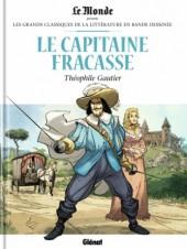 Les grands Classiques de la littérature en bande dessinée -11- Le Capitaine Fracasse