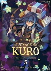 Le voyage de Kuro -5- Tome 5