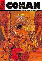 Conan (Super) (Mon journal) -31- Exil au roc des tortures (fin)