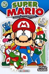 Super Mario - Manga Adventures -12- Tome 12