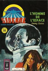 Sidéral (3e série - Arédit - Comics Pocket) -3- L'homme de l'espace