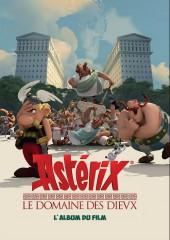 Astérix (Hors Série) -C09'- Le Domaine des dieux - L'Album du film