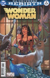 Wonder Woman (2016) -6- Year One Part Three