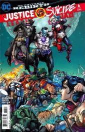 Justice League vs. Suicide Squad (2017) -6- Conclusion