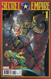 Secret Empire (2017) -1G- Issue #1