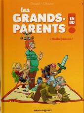 Les grands parents en BD ! -1- Roulez jeunesse