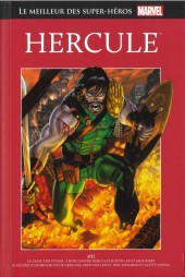 Marvel Comics : Le meilleur des Super-Héros - La collection (Hachette) -36- Hercule