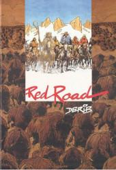 Celui qui est né deux fois / Red road -7TT- Wakan