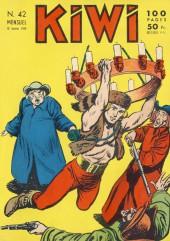 Kiwi -42- Les indomptables de la foret