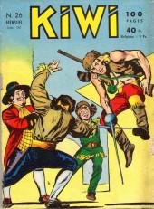 Kiwi -26- Le petit trappeur