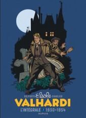 Valhardi (L'intégrale) -3- L'Intégrale 1950-1954