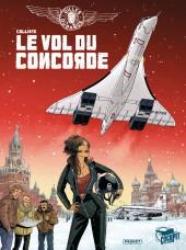 Gilles Durance -3- Le vol du Concorde
