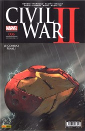 Civil War II -61/2- Tome 6