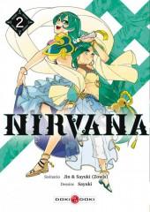 Nirvana (Sayuki) -2- Tome 2