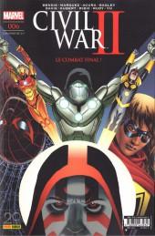 Civil War II -62/2- Tome 6
