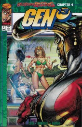 Gen13 (1995) -2- Beach Blanket Bram !