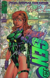 Gen13 (1995) -11A- Swim out Past the Breakers, Watch the World Die !
