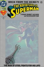 Superman (The Adventures of) (1987) -500B- Life After Death!