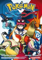 Pokémon : XY -6- Tome 6