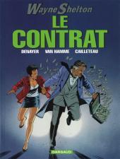 Wayne Shelton -3- Le contrat