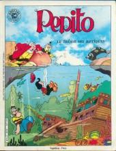 Pepito (Bottaro) -6- Le trésor des Biftèques