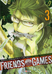 Friends Games -3- Tome 3